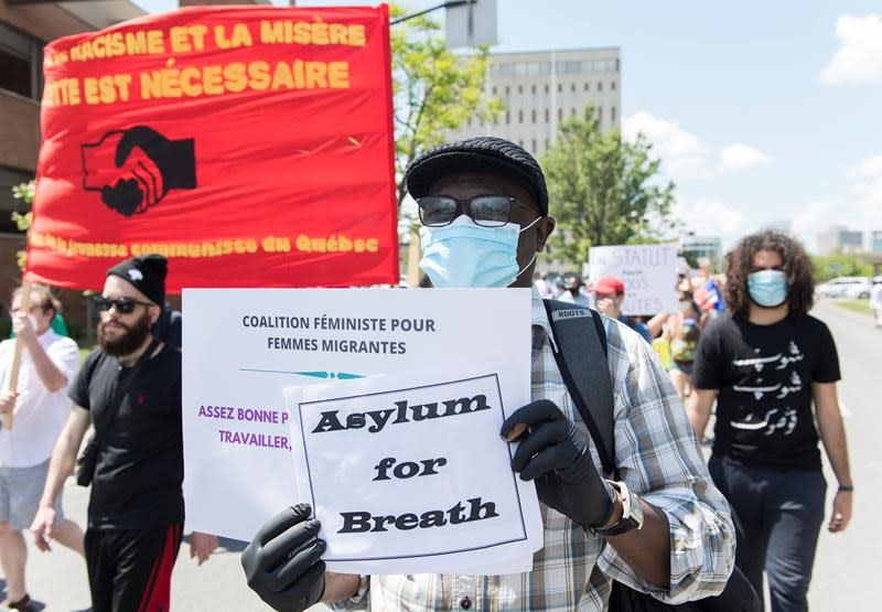 Supporters want commitment on status for asylum seekers on COVID-19 front