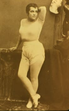 Adah Isaacs Menken: The Naked Lady