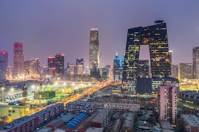 Beijing, China's capital, had managed to stamp out the virus but now have more than 100 cases confirmed in the new outbreak but no reported deaths. (Getty)