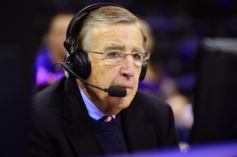 Brent Musburger started calling the NFL for CBS in 1973. (ESPN)