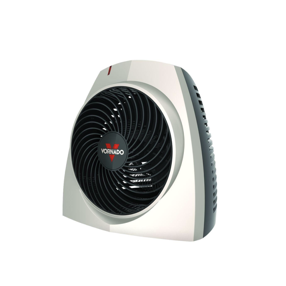 """<p><strong>Vornado</strong></p><p>homedepot.com</p><p><strong>$59.99</strong></p><p><a href=""""https://go.redirectingat.com?id=74968X1596630&url=https%3A%2F%2Fwww.homedepot.com%2Fp%2FVornado-VH200-1500-Watt-Vortex-Whole-Room-Electric-Portable-Fan-Heater-EH1-0092-69%2F303666732&sref=https%3A%2F%2Fwww.oprahmag.com%2Flife%2Fg34725803%2Fbest-space-heaters%2F"""" rel=""""nofollow noopener"""" target=""""_blank"""" data-ylk=""""slk:SHOP NOW"""" class=""""link rapid-noclick-resp"""">SHOP NOW</a></p><p>Though compact and portable, this whole-room heater has three settings, so you can tailor heat output to meet your needs. Crank it in a cooler setting like a screened porch; keep it on low in a small apartment. </p>"""