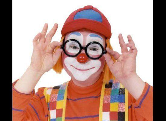 """Thomas Harold Morgan, whose stage name is """"Sondance the Clown,"""" was arrested for possessing child pornography on June 21, 2012."""