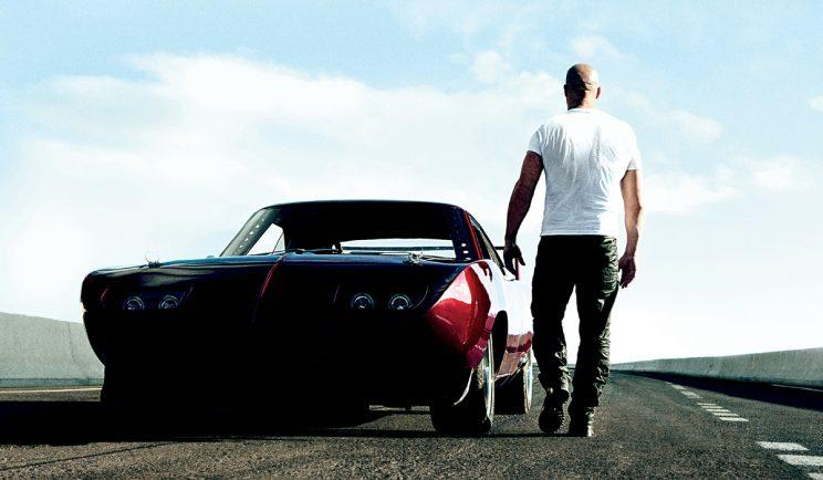 Vin Diesel in Fast and Furious 8 - Credit: Universal Pictures