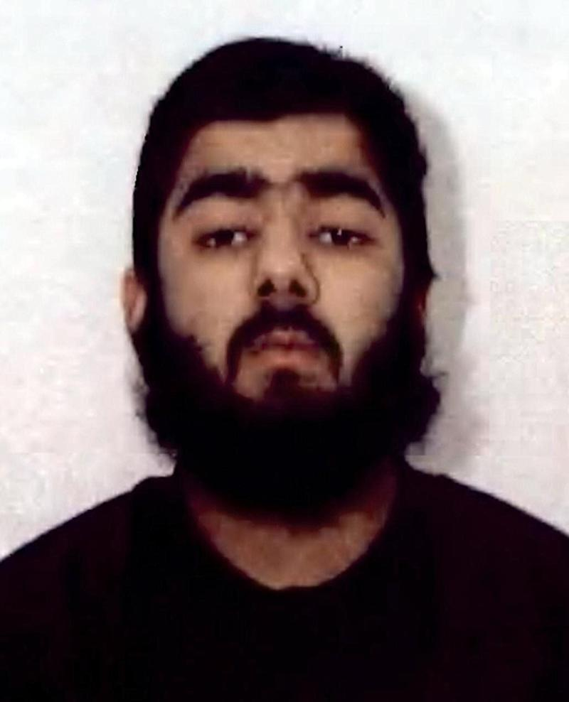 Usman Khan (Photo: West Midlands Police/PA)