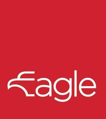 Eagle Protect PBC Logo - Eagle Protect supplies ethically sourced disposable gloves and protective clothing. Eagle's passion for improving their customers' food safety and sustainability practices has led to the ongoing collaboration and research with Barry Michaels. Eagle became a certified B Corporation in 2012, and in 2017 was certified Child Labor Free to Manufacturing level - the world's first and only disposable glove and clothing specialists to earn both distinctions. (PRNewsfoto/Eagle Protect)