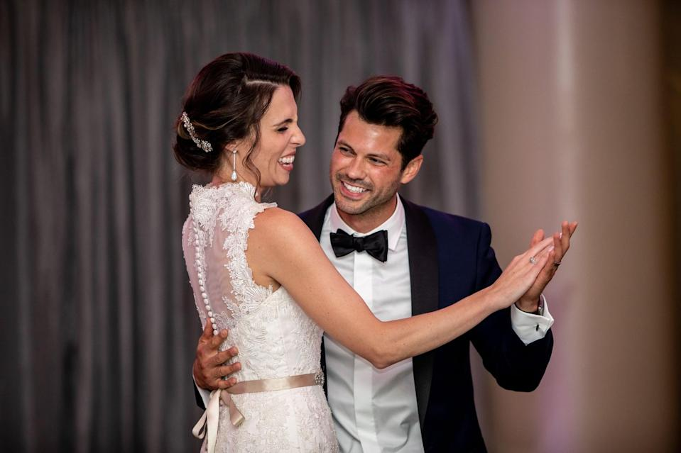 """<p>Eight singles are set up by experts to get married to each other. Meeting at the altar is only the first step in their relationship.</p> <p><a href=""""https://www.netflix.com/title/81228456"""" class=""""link rapid-noclick-resp"""" rel=""""nofollow noopener"""" target=""""_blank"""" data-ylk=""""slk:Watch Married at First Sight on Netflix now"""">Watch <strong>Married at First Sight</strong> on Netflix now</a>.</p>"""