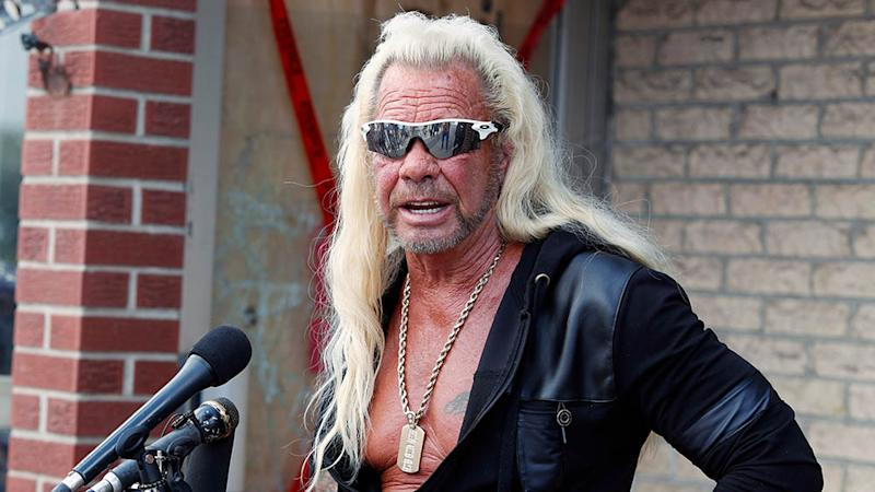 Dog the Bounty Hunter suffers heart emergency