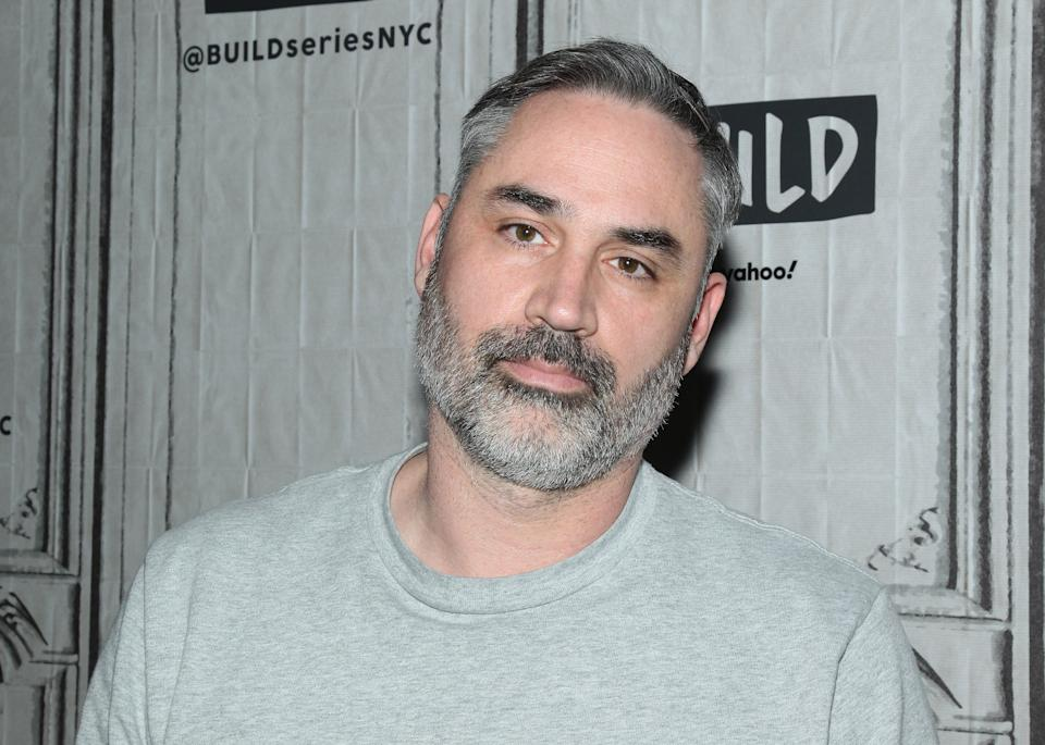 """NEW YORK, NEW YORK - MARCH 11: Filmmaker Alex Garland attends the Build Series to discuss """"Devs"""" at Build Studio on March 11, 2020 in New York City. (Photo by Jim Spellman/Getty Images)"""