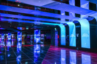 <p>The cinema has expanded from 11 to 19 cinema screens and now boasts a capacity of more than 4,500 seats. (Cineworld) </p>