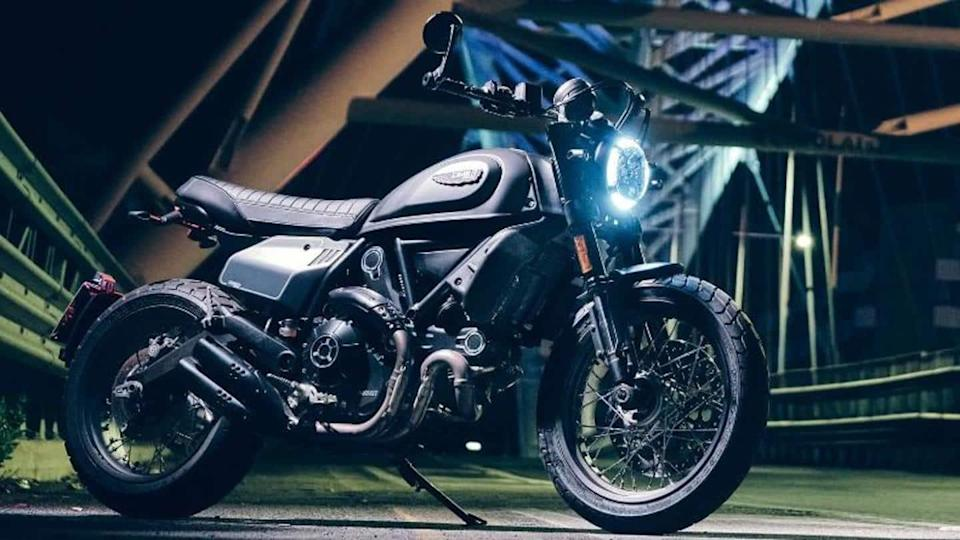 Ducati Scrambler Nightshift and Desert Sled bikes launched in India