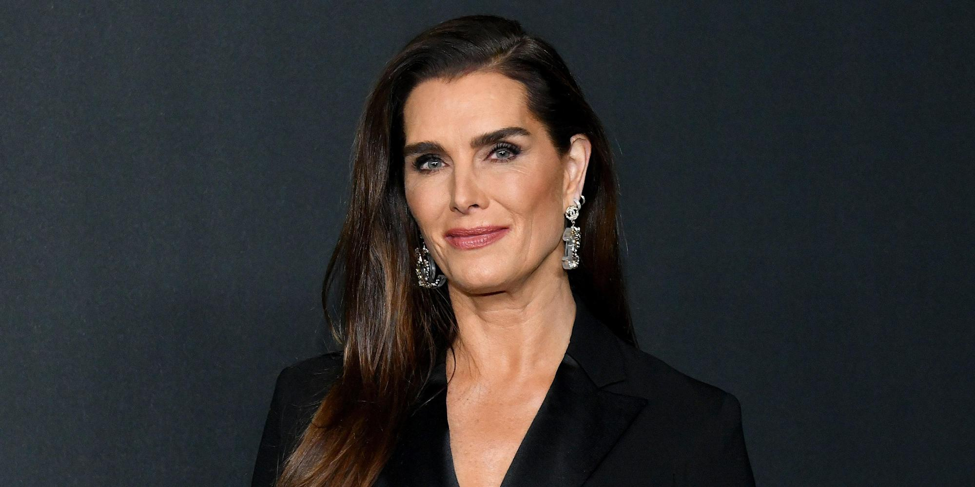 Brooke Shields Shares Recovery Photos After Her