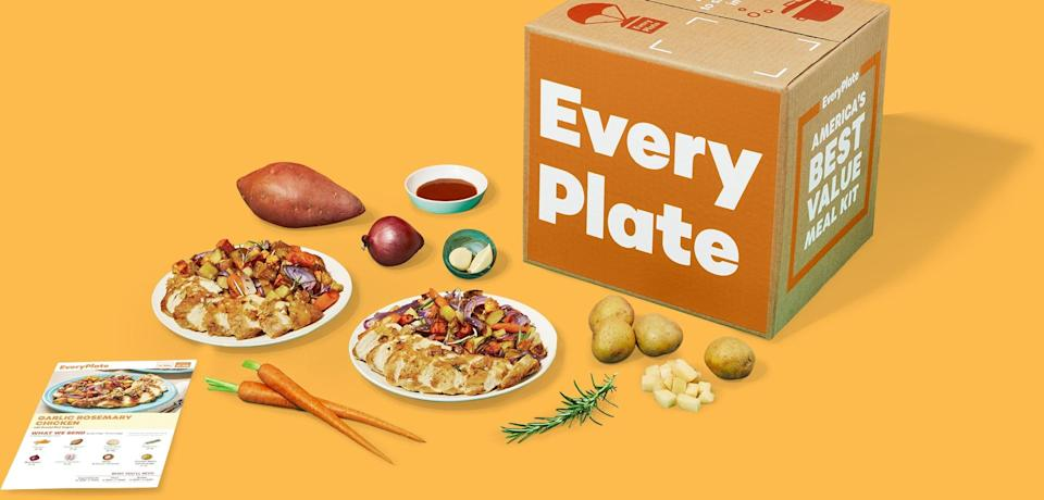 best meal delivery service every plate