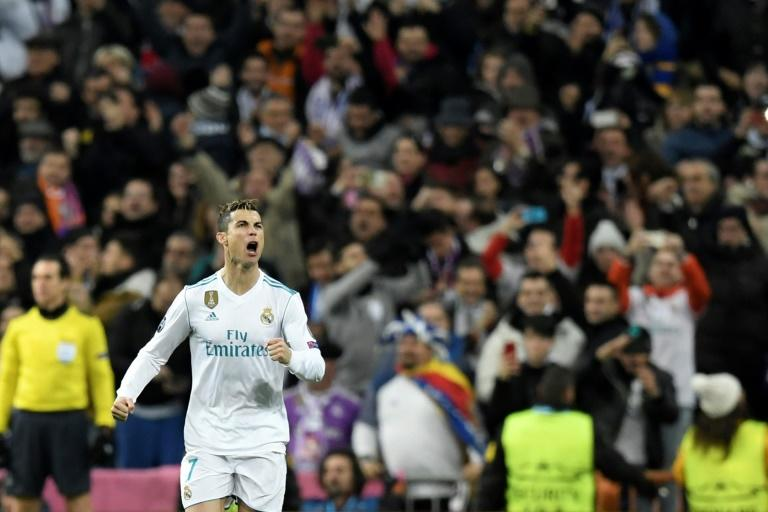 Cristiano Ronaldo is looking to win the Champions League for a fifth time