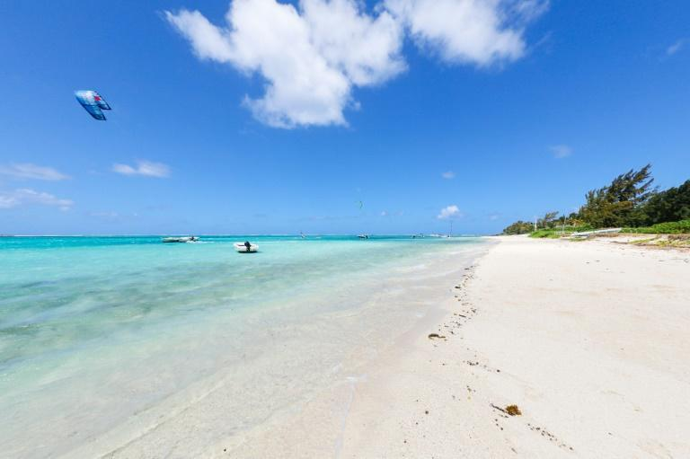 Mauritius is renowned for its spectacular beaches (AFP/LAURA MOROSOLI)