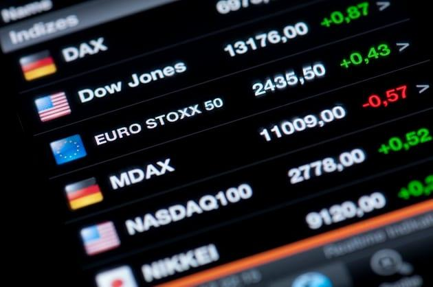 European Equities: Service Sector PMIs and Trade in Focus