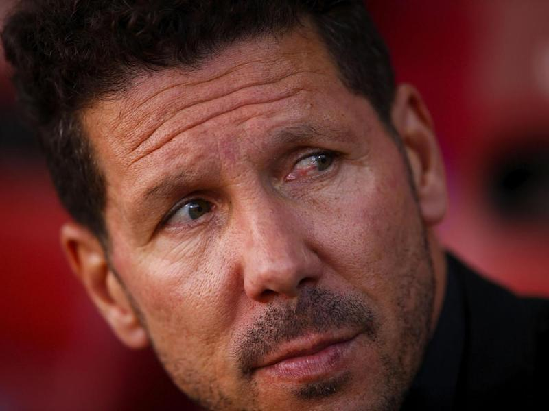 Pochettino is a big fan of the work of Simeone (Getty)