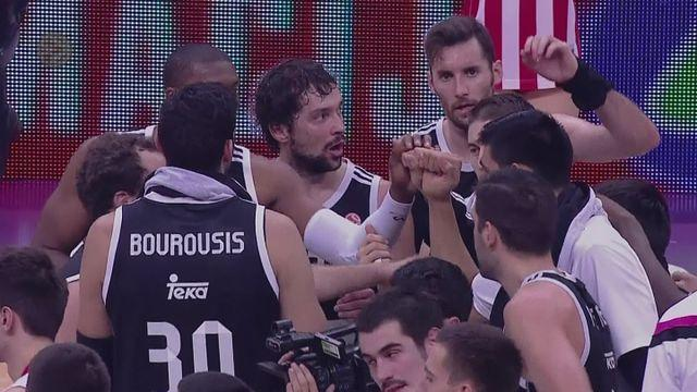 Highlights from Euroleague Basketball as the Top 16 gets underway.