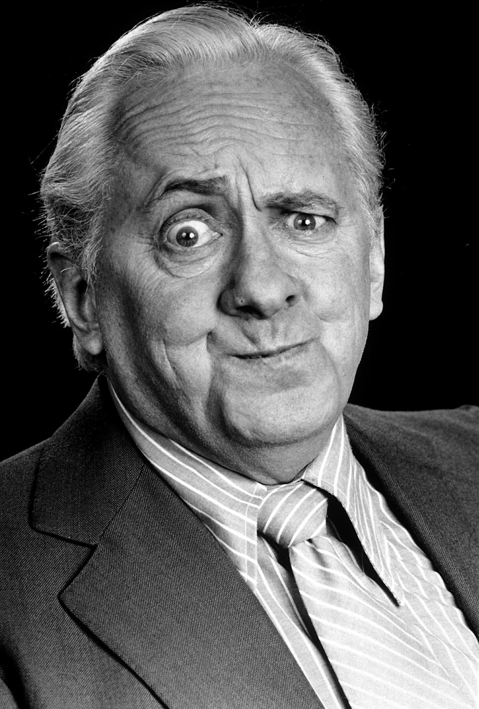 Mr Sincere: Hughie Green, TV icon and creator of the world's least-sincere catchphrase