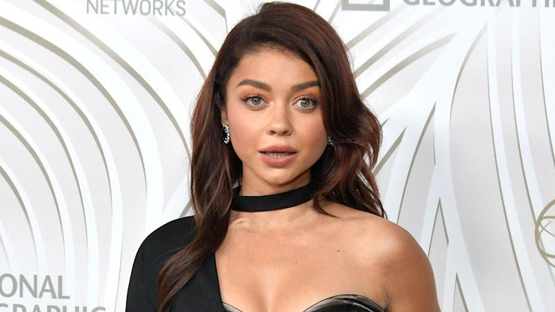 Sarah Hyland Talks Spreading 'Positivity' to Fans & Introducing Boyfriends to Her 'Second Family' (Exclusive)