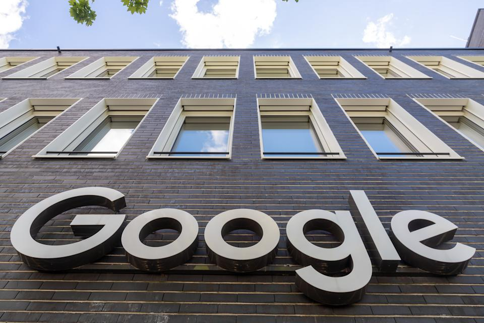 Google's offices in Germany. Photo: Alexander Pohl/Sipa USA