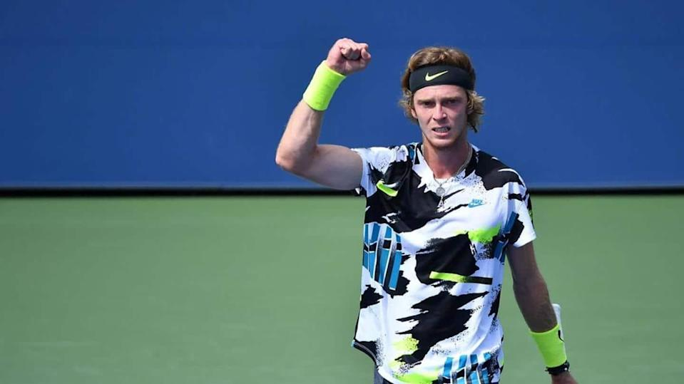 Decoding the stats of Andrey Rublev in 2021