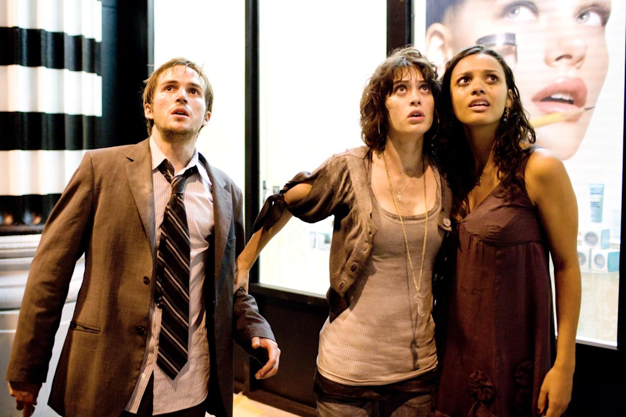 """<p>A monster terrorizes New York in this clever entry into the found-footage genre. Watch the terror unfold as a group of 20-somethings try to survive the night. </p> <p><a href=""""https://www.hulu.com/movie/cloverfield-455f11ac-40d7-4b12-817f-57c9ba627d28"""" target=""""_blank"""" class=""""ga-track"""" data-ga-category=""""Related"""" data-ga-label=""""https://www.hulu.com/movie/cloverfield-455f11ac-40d7-4b12-817f-57c9ba627d28"""" data-ga-action=""""In-Line Links"""">Watch it now.</a></p>"""