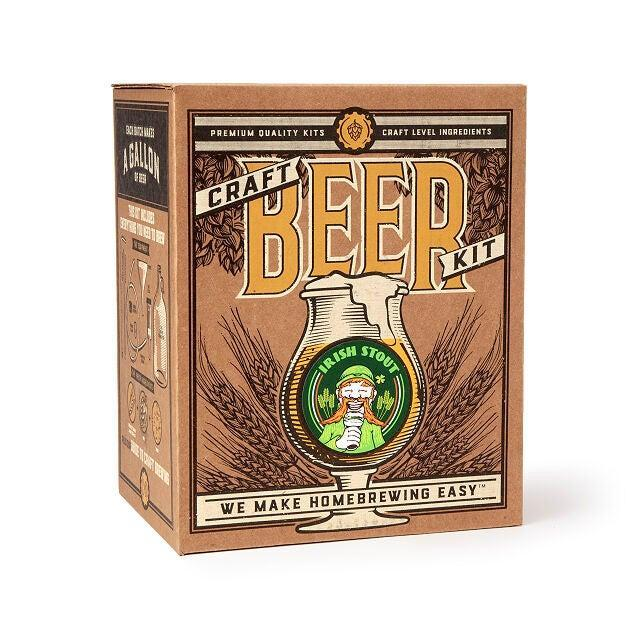 Craft Beer Kit Irish Stout Beer Brewing Kit