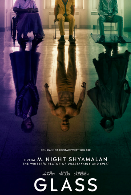 """A third and the final movie in the trilogy ('Unbreakable' and 'Split') by M. Night Shyamalan, 'Glass' gives a unique take on a superhero movie, a take which I really, really liked. Starring Samuel L. Jackson, Bruce Willis and James MCavoy, this thriller is perfect for those rainy weekend nights. Watch it on <a href=""""https://www.hotstar.com/in/movies/glass/1260014718"""" rel=""""nofollow noopener"""" target=""""_blank"""" data-ylk=""""slk:Hotstar"""" class=""""link rapid-noclick-resp"""">Hotstar</a>."""