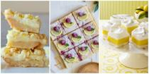 """<p>Easy to make and oh-so-tasty, these lemon bar recipes are simply the <em>zest! </em>P.S. If you love lemon, don't miss these <a href=""""http://www.countryliving.com/food-drinks/g1551/lemon-desserts/"""" rel=""""nofollow noopener"""" target=""""_blank"""" data-ylk=""""slk:creative lemon desserts"""" class=""""link rapid-noclick-resp"""">creative lemon desserts</a> and <a href=""""http://www.countryliving.com/food-drinks/news/g4368/lemon-cake-recipes/"""" rel=""""nofollow noopener"""" target=""""_blank"""" data-ylk=""""slk:delicious lemon cakes"""" class=""""link rapid-noclick-resp"""">delicious lemon cakes</a>!</p>"""