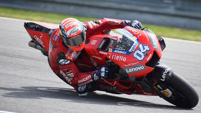 Austrian Grand Prix pole-sitter Marc Marquez is a man in form, but Andrea Dovizioso is still fighting for victory this weekend.