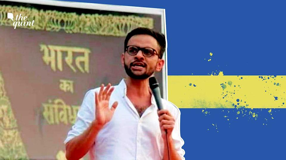 Umar Khalid was arrested in the wee hours of 14 September in connection with the Delhi riots case.