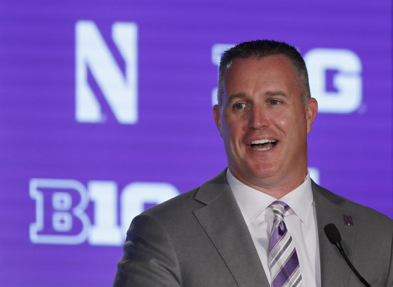 Northwestern searches for new QB after division title