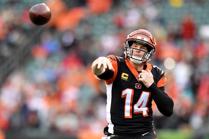 After spending his first nine years in the league with the Bengals, Andy Dalton is headed to Dallas.