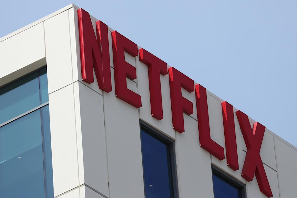 Netflix office in Hollywood, Los Angeles, California, US. Photo: Lucy Nicholson/Reuters