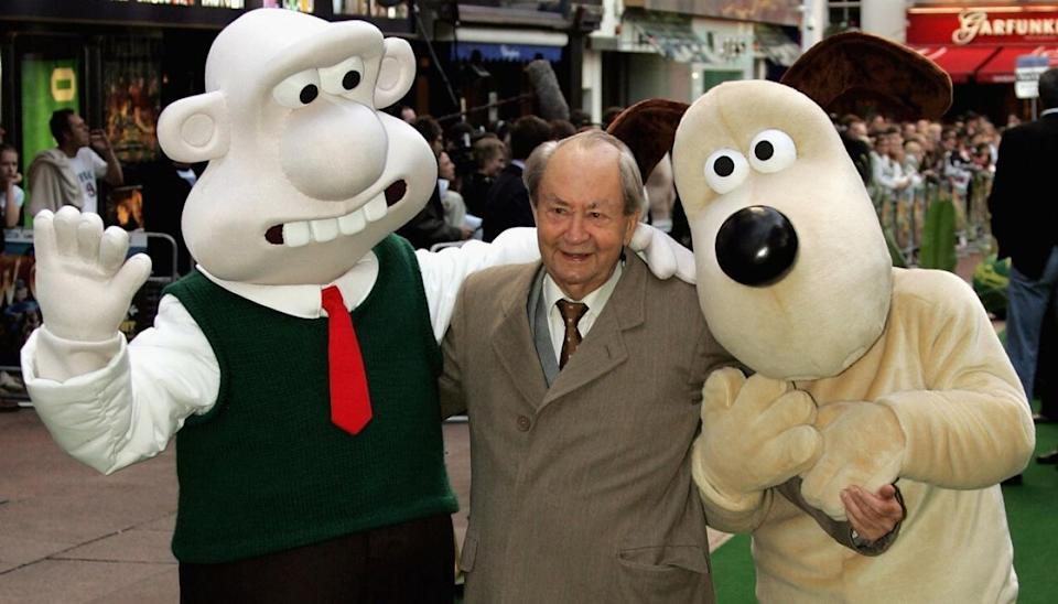 <p>Peter Sallis, 1 February 1921 – 2 June 2017<br>Best known for: Wallace & Gromit, The Last Of The Summer Wine </p>