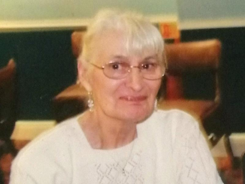 Irene Collins died four days after being attacked by a police dog in her home: PA