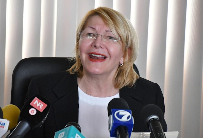Venezuela's fugitive former top prosecutor Luisa Ortega fled with her husband on August 18, two weeks after a new loyalist assembly established by President Nicolas Maduro booted her from office
