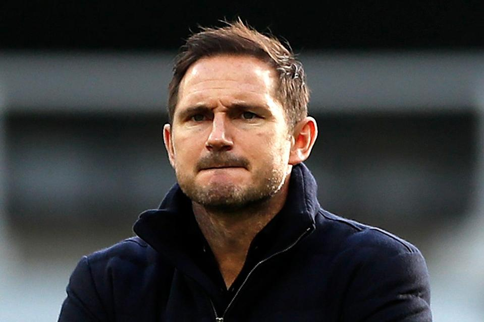 <p>Frank Lampard's Chelsea have little time to recuperate over the busy festive period</p> (POOL/AFP via Getty Images)