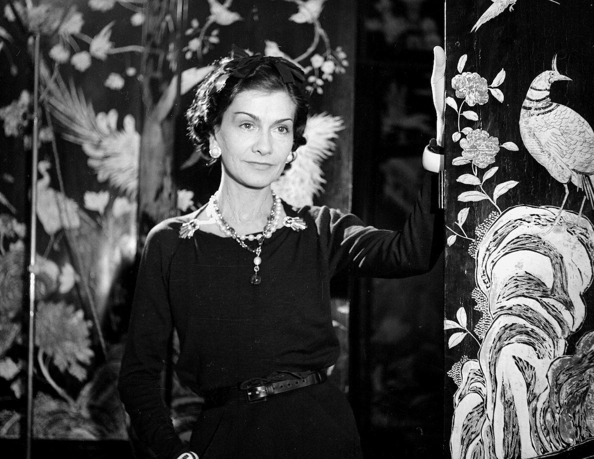 <p>Coco Chanel, photographed in Paris in 1937. The French designer started the famous Chanel brand. (Photo: Getty Images) </p>