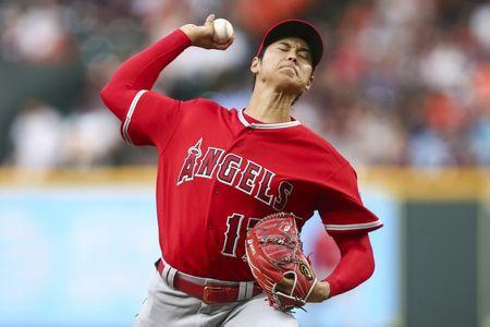 Shohei Ohtani suffers sprained ankle, considered day to day