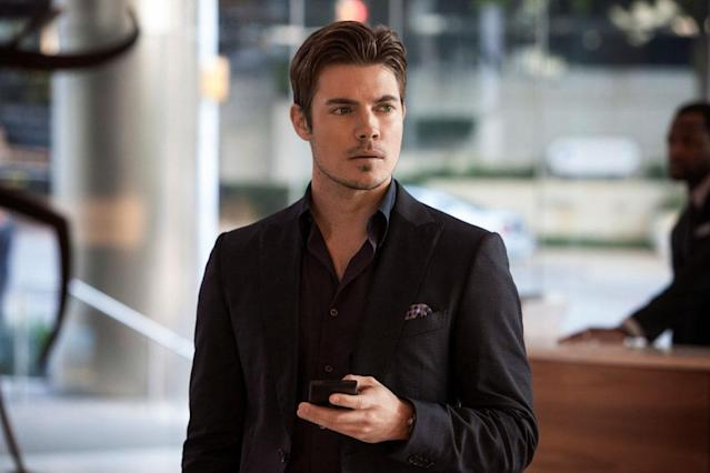 "Josh Henderson in the ""Dallas"" Season 2 episode, ""False Confessions."""