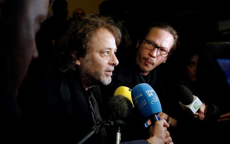Christophe Ruggia denies sexually harassing Adele Haenel from the age of 12 - AFP