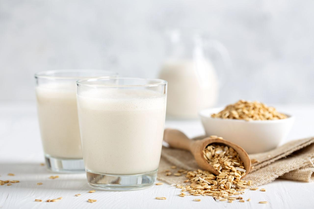 """<p>When it comes to milk, cow used to be the only game in town, but now there are countless <a href=""""https://www.menshealth.com/uk/nutrition/a756277/which-plant-milks-right-for-me/"""" target=""""_blank"""">nut and plant-based alternatives</a>. Still, when you think of nut milk you think of oat and almond. But if you can only choose one nut milk to add to your mid-morning latter, which should it be?</p><p>Below, we pour over the details to find out which milk is the cream of the nutritional crop.</p>"""