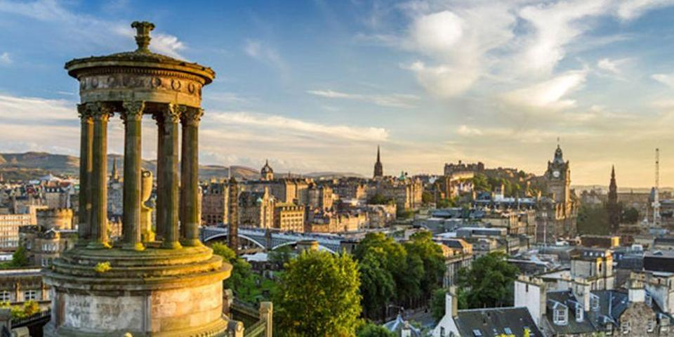 <p>Immerse yourself in ancient Scottish history at University Edinburgh, the sixth oldest university in the English-speaking world. At the end of the 19th century the first custom-built university building, the Old College, was developed. It then quickly flourished to 37. </p>