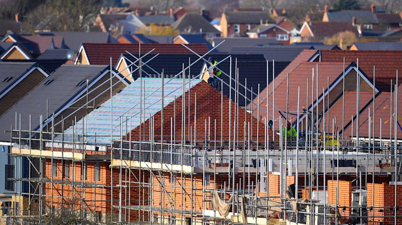 Crest Nicholson posts 'disappointing' results after building fewer homes