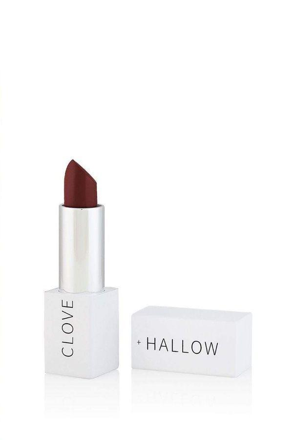 """<p><strong>Clove + Hallow</strong></p><p>cloveandhallow.com</p><p><strong>$23.00</strong></p><p><a href=""""https://go.redirectingat.com?id=74968X1596630&url=https%3A%2F%2Fcloveandhallow.com%2Fproducts%2Flip-creme%3Fvariant%3D12206452080698&sref=https%3A%2F%2Fwww.oprahdaily.com%2Flife%2Fg36465535%2Fmental-health-awareness-gifts-that-give-back%2F"""" rel=""""nofollow noopener"""" target=""""_blank"""" data-ylk=""""slk:SHOP NOW"""" class=""""link rapid-noclick-resp"""">SHOP NOW</a></p><p>Struggles with mental health ultimately led the Clove + Hallow founder to start the clean beauty brand. As such, giving back is a pillar of the company and 15 percent of all sales of this gorgeous berry lipstick will be donated to the <a href=""""https://www.mhageorgia.org/"""" rel=""""nofollow noopener"""" target=""""_blank"""" data-ylk=""""slk:Georgia chapter of Mental Health America"""" class=""""link rapid-noclick-resp"""">Georgia chapter of Mental Health America</a>.</p>"""
