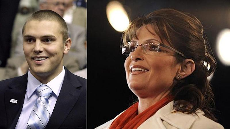 Sarah Palin's son, Track Palin, arrested in domestic violence case
