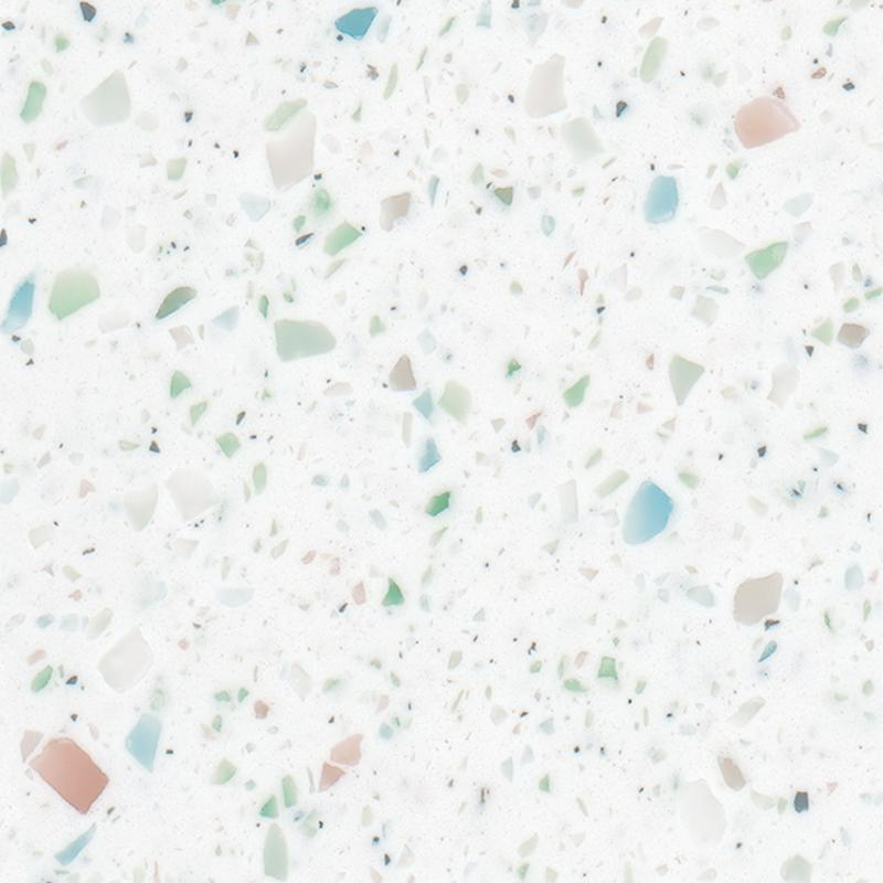SHOP NOW: Sea Glass, $18–$20/square foot (material only)