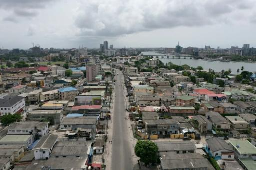 Lagos is deep into the second week of a lockdown that has left it a shadow of its usually frenetic self