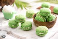 "<p>Macarons are an <a href=""https://www.thedailymeal.com/cook/15-most-difficult-impressive-desserts-make-slideshow?referrer=yahoo&category=beauty_food&include_utm=1&utm_medium=referral&utm_source=yahoo&utm_campaign=feed"" rel=""nofollow noopener"" target=""_blank"" data-ylk=""slk:impressive but difficult dessert"" class=""link rapid-noclick-resp"">impressive but difficult dessert</a> to make yourself. But it looks like Rhode Islanders are up for the challenge — recipes for macarons were highly searched in the state, followed by <a href=""https://www.thedailymeal.com/recipes/brown-butter-gingerbread-recipe?referrer=yahoo&category=beauty_food&include_utm=1&utm_medium=referral&utm_source=yahoo&utm_campaign=feed"" rel=""nofollow noopener"" target=""_blank"" data-ylk=""slk:gingerbread"" class=""link rapid-noclick-resp"">gingerbread</a>.</p> <p><a href=""https://www.thedailymeal.com/recipes/coconut-macarons-recipe?referrer=yahoo&category=beauty_food&include_utm=1&utm_medium=referral&utm_source=yahoo&utm_campaign=feed"" rel=""nofollow noopener"" target=""_blank"" data-ylk=""slk:For a Coconut Macarons recipe, click here."" class=""link rapid-noclick-resp"">For a Coconut Macarons recipe, click here.</a></p>"
